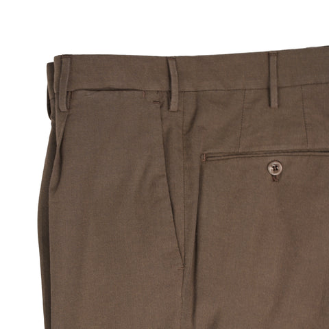 INCOTEX Ice Cotton trousers / Brown