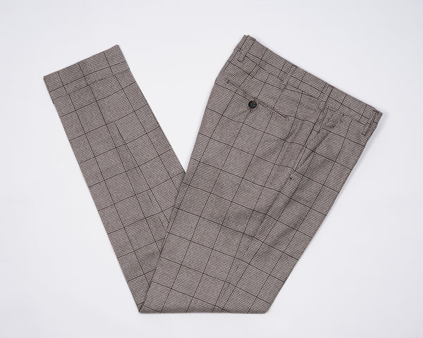 Berwich  Loro Piana  Pecora Nera® Trousers - Brown