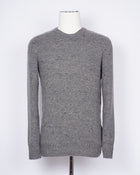 Drumohr wool & cashmere  in a elegant melange color. Soft, light and warm.  68% wo, 29% ws, 3% pa Art. D8W103MG Col. 640 Grey Melangé