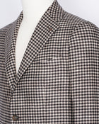 TAGLIATORE Wool, Silk & Cashmere Jacket / Light Brown