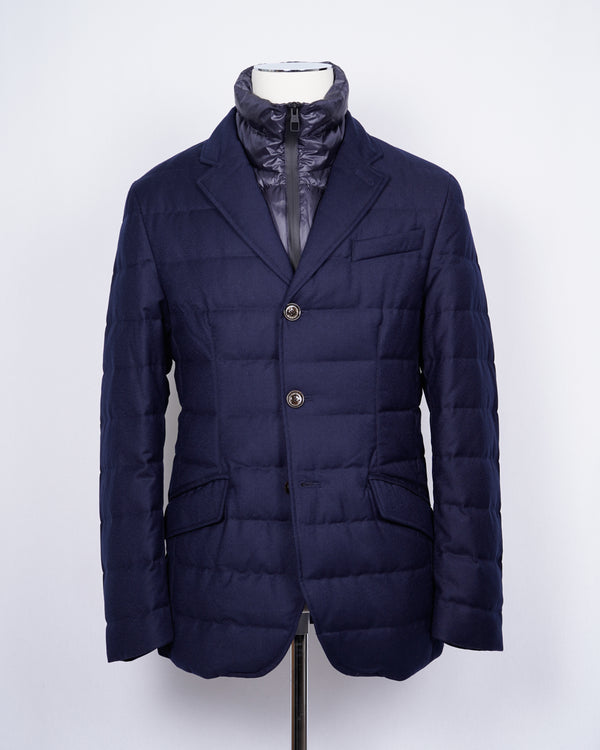 Montecore Down Blazer / Navy Blue