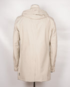 Herno Laminar Car Coat / Light Beige