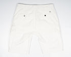 C.P. Company Bermudas with 2 cargo side pockets and lens detailing on the left side. CP Bermuda Cargo Shorts Composition: 52% Cotton 48% Linen 2% Elastan MBE277A00 6072O 103 Gauze White