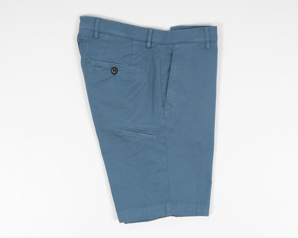 Berwich Bermuda Cotton Shorts - Cartazucchero
