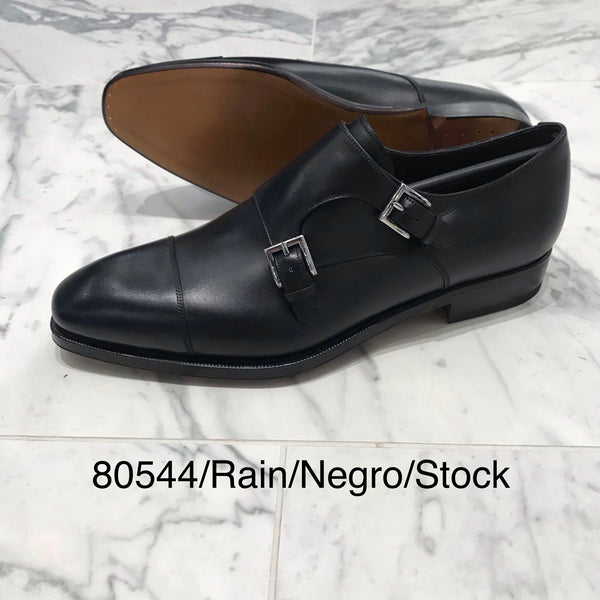 CARMINA / 80544 / RAIN / BLACK / DOUPLE MONK