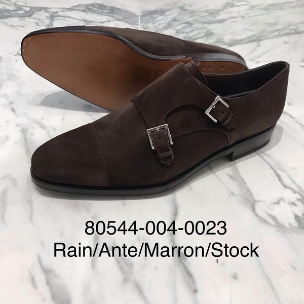 CARMINA / 80544 / RAIN / ANTE MARRON / DOUPLE MONK