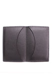 Wallet - Black open