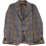 TAGLIATORE Linen/Silk/Cotton mix Jacket
