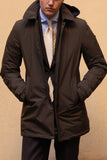Laminar Insulated Coat - Brown