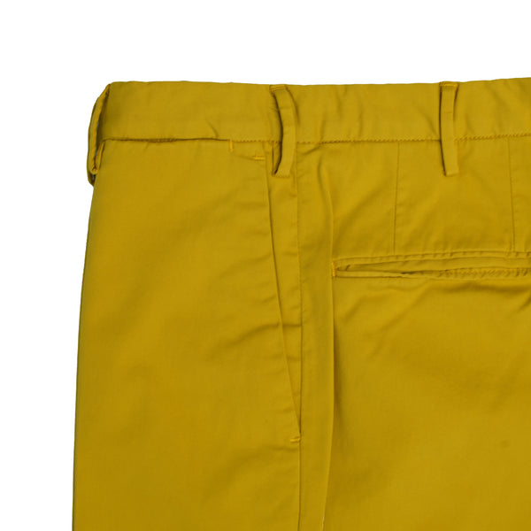 INCOTEX Royal Batavia trousers / Yellow