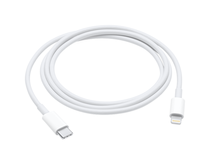 Cable Lightning a USB-C de Apple