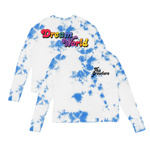 Dream World Tie Dye Longsleeve T-Shirt