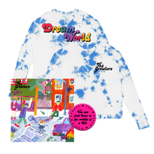 Load image into Gallery viewer, Dream World Sky Blue Tie Dye Limited Edition Bundle #3