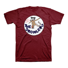 Load image into Gallery viewer, Rat Face Maroon T-Shirt