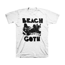 Load image into Gallery viewer, Classic Beach Goth T-Shirt - The Growlers - 1