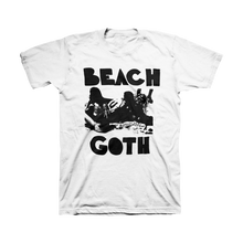 Load image into Gallery viewer, Classic Beach Goth T-Shirt - The Growlers - 2