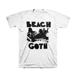 Classic Beach Goth T-Shirt - The Growlers - 2