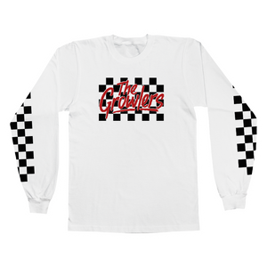 Checkers Longsleeve T-Shirt - The Growlers