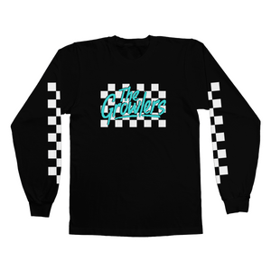 Checkers Longsleeve T-Shirt