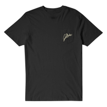 Load image into Gallery viewer, The Growlers Cursive Pocket T-Shirt
