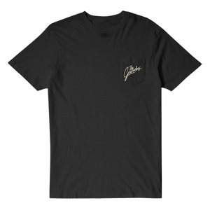 The Growlers Cursive Pocket T-Shirt