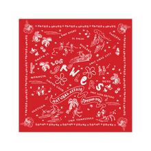Load image into Gallery viewer, Natural Affair Spring 2020 Tour Bandana