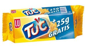 Tuc Crackers Original - 100 Gr