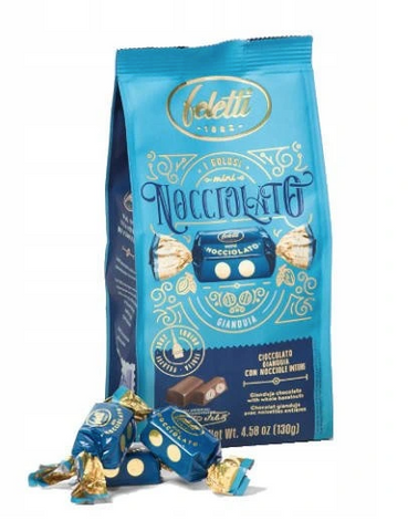 FELLETTI Nocciolato Gianduia - 130 Gr