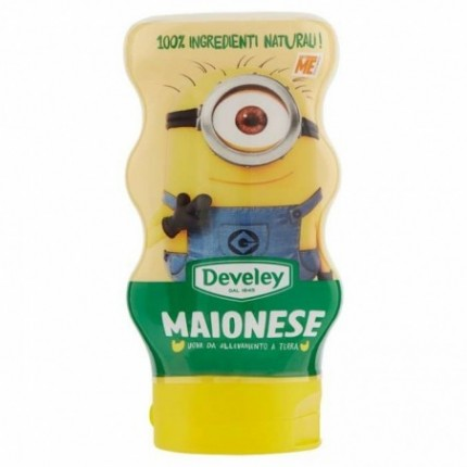 Maionese Develey - 250 Ml