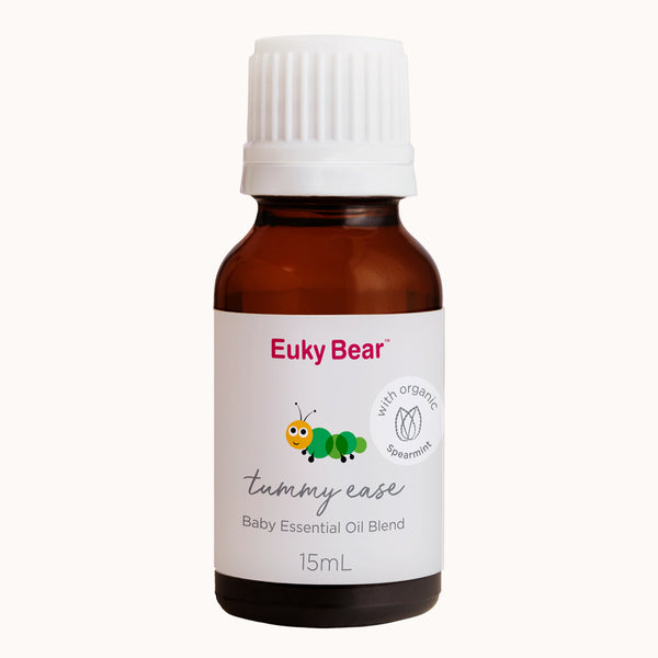 Tummy Ease Essential Oil Blend