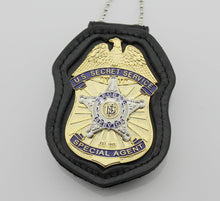 Load image into Gallery viewer, USSS U.S. Secret Service Special Agent Badge Replica Movie Props