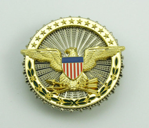 US DOD Department Of Defense Eagle Badge Replica Movie Props