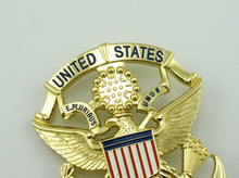 Load image into Gallery viewer, USPP United States Park Captain Police Badge Replica Movie Props