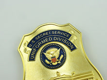 Load image into Gallery viewer, USSS Officer U.S. Secret Service The White House Defense Badge Replica Movie Props