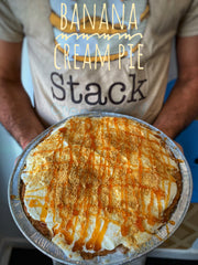 Stack Ice Cream Pie