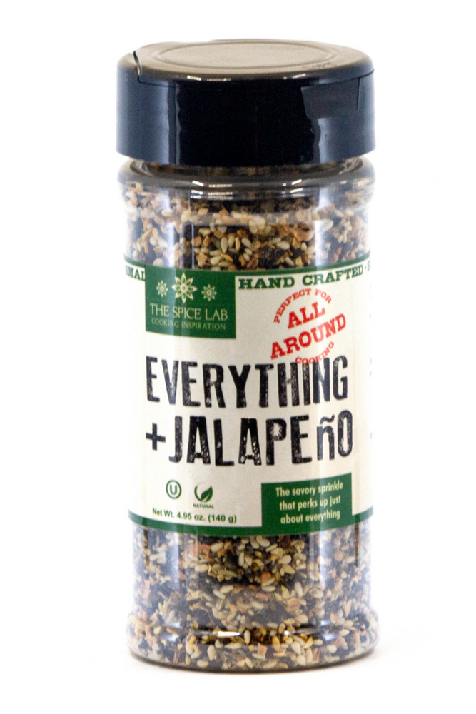 Load image into Gallery viewer, Everything Seasoning with Jalapeno