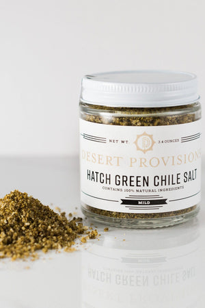 Hatch Green Chile Salt