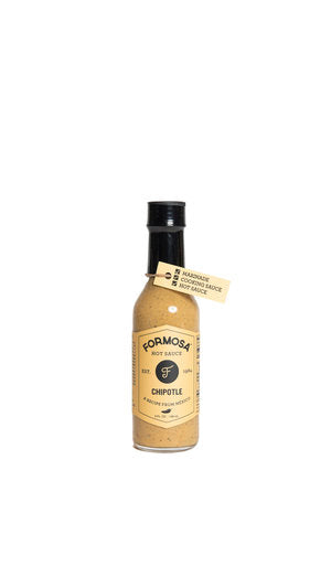 Formosa Chipotle Hot Sauce
