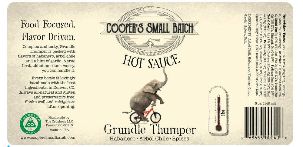 Grundle Thumper