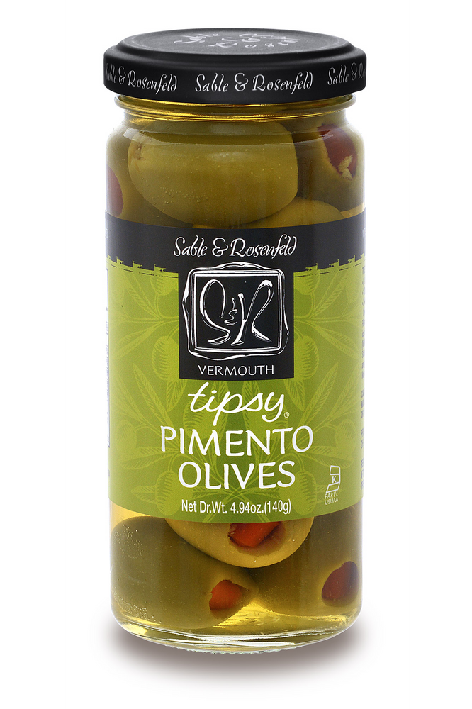 Load image into Gallery viewer, Tipsy Pimiento Olives