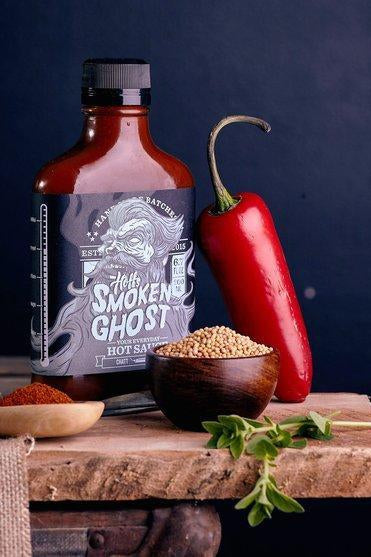 Load image into Gallery viewer, Smokin' Ghost Hot Sauce