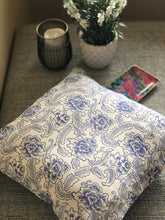 Load image into Gallery viewer, Porcelain Floral Cushion