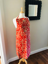 Load image into Gallery viewer, Red Lilies Apron