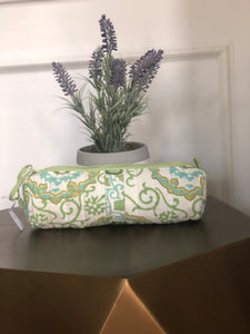 Mint&White Pencil Pouch