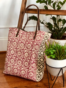 French Pink and Tote (L)