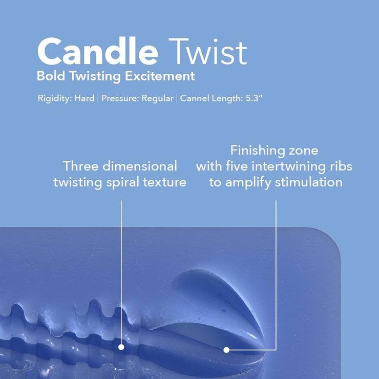 Loma Candle Twist - Loma Candle Twist - Loma Original