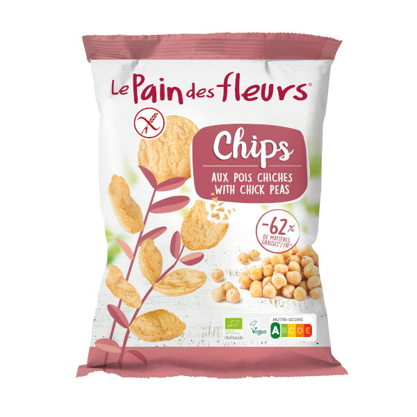 Chips with Chick Peas