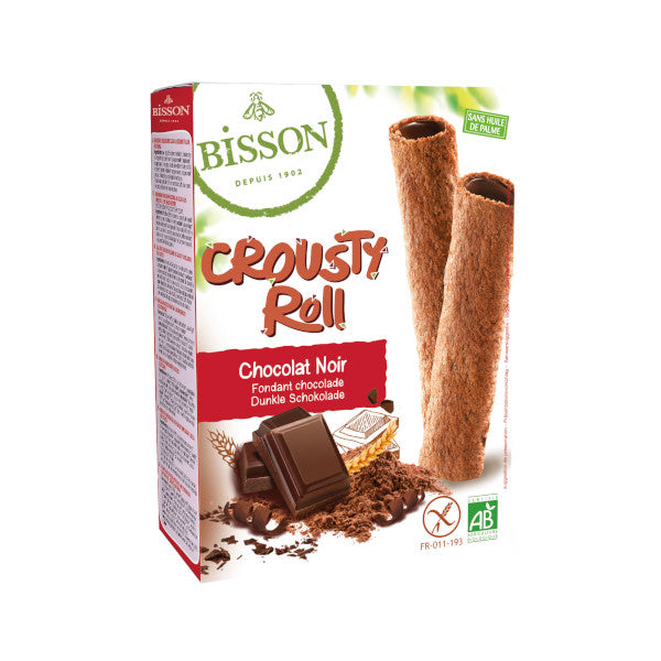 Crusty Roll Dark Chocolate