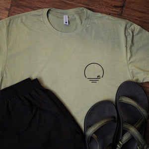 Mountain Grow Short Sleeve T-shirt