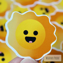 Load image into Gallery viewer, Smiling Sun Sticker